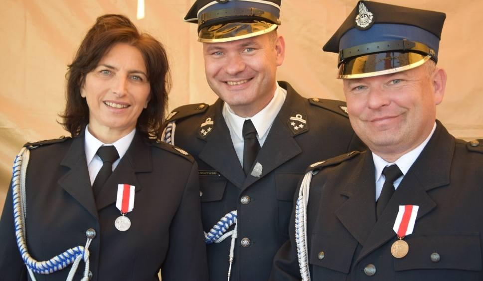 Film do artykułu: 110 lat jednostki OSP w Radoszycach. Druhowie i ich przyjaciele świętowali w niedzielę