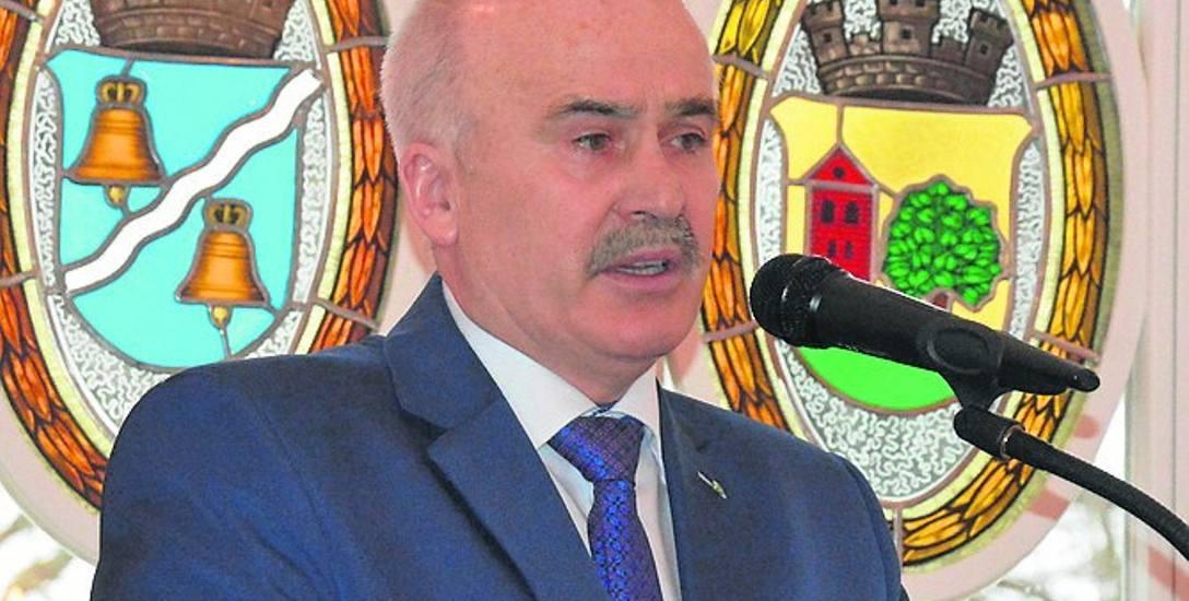 Burmistrz Kalisza Janusz Garbacz: - My też chcemy utworzyć w Kaliszu Pomorskim przedszkole specjalne