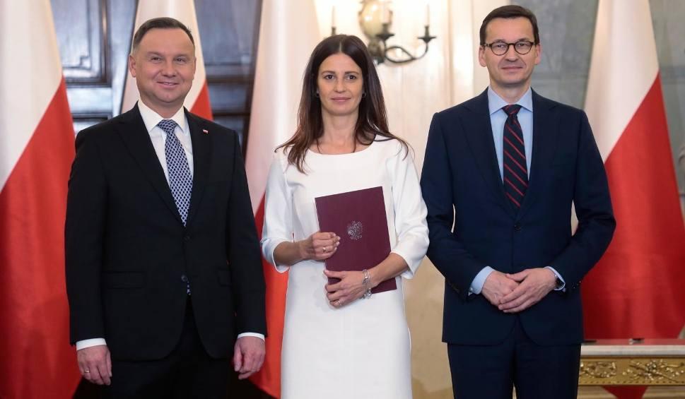 Film do artykułu: Danuta Dmowska-Andrzejuk nową minister sportu. Czy dorówna Witoldowi Bańce, czy skończy jak co poniektórzy ich poprzednicy...