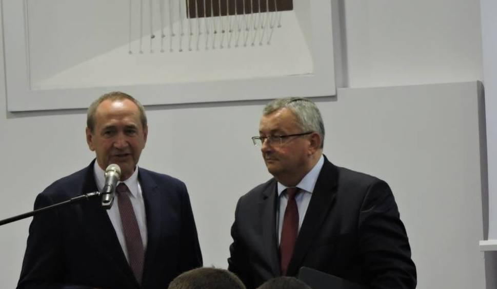 Film do artykułu: Andrzej Adamczyk: Pierwsze przetargi na podlaskie odcinki Via Carpatia zostaną ogłoszone do końca tego roku