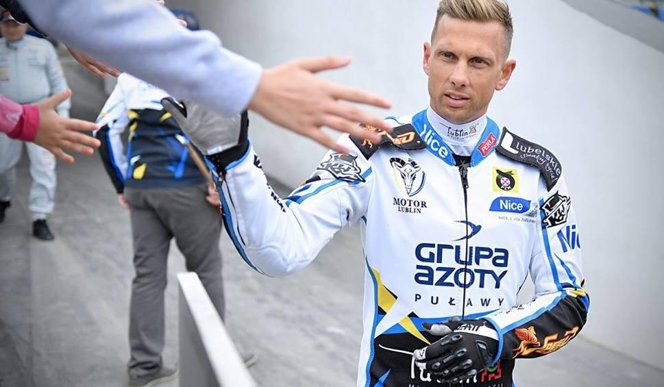 Film do artykułu: Andreas Jonsson na dłużej w Speed Car Motorze Lublin