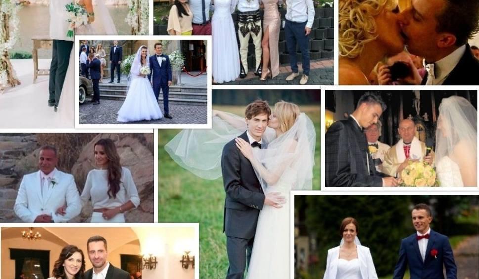 Film do artykułu: Głośne (i sekretne) śluby sławnych polskich sportowców [GALERIA, WIDEO]