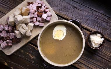 Pituch, czyli jedna z tradycyjnych zup wielkanocnych z Małopolski