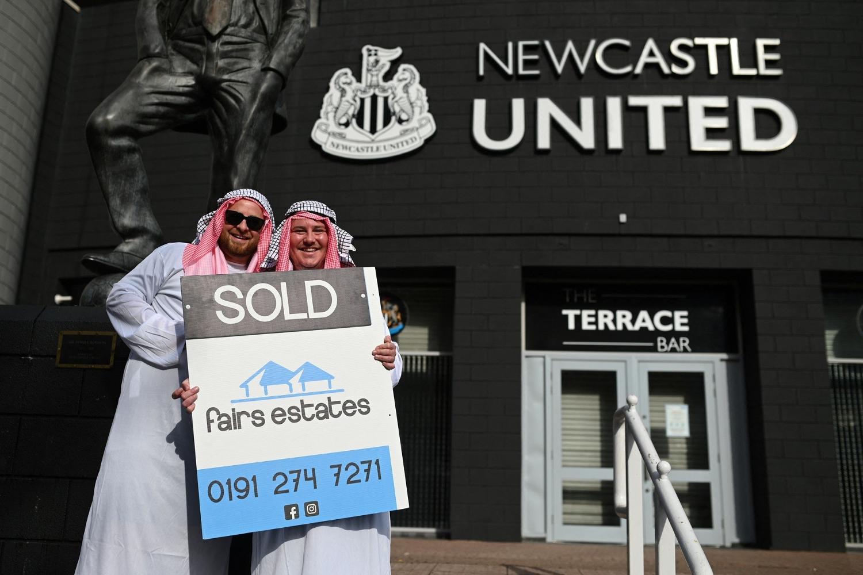 TOP 10 najbogatszych właścicieli klubów. Newcastle bierze wszystkich