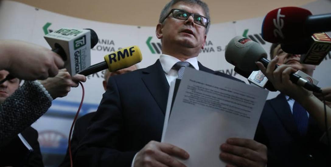 Adam Gawęda został nowym wiceministrem energii