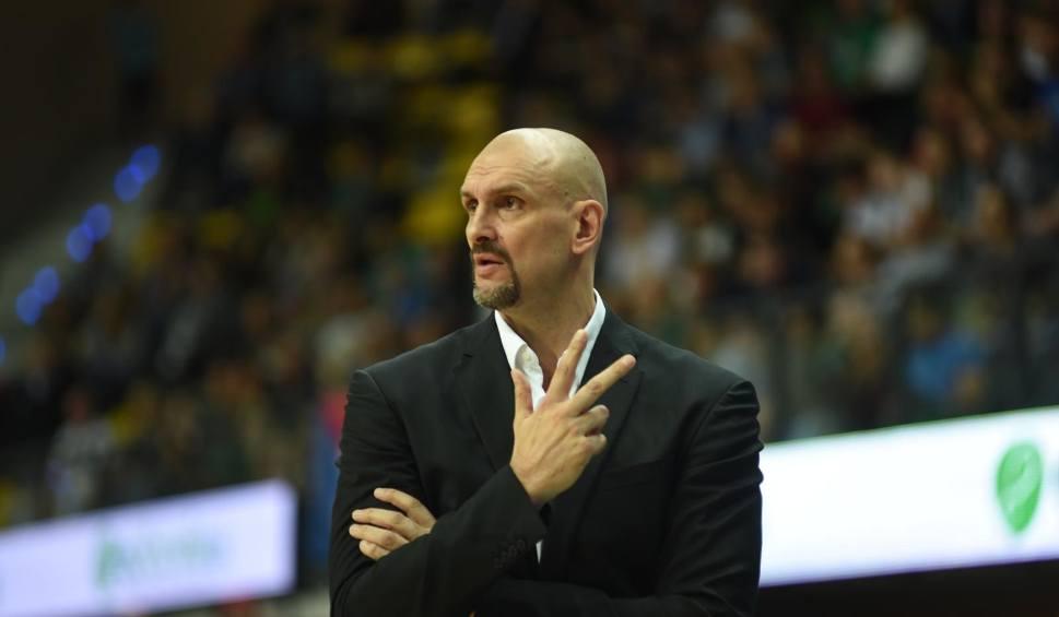 Film do artykułu: Žan Tabak, trener koszykarzy Stelmetu: Moja żona przez trzy tygodnie była w śpiączce