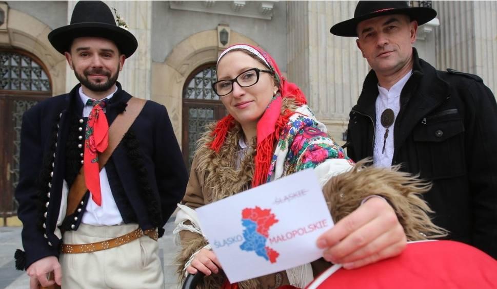 Film do artykułu: Będzie zmiana nazwy województwa śląskiego na śląsko-małopolskie? Petycja trafi do MSWiA