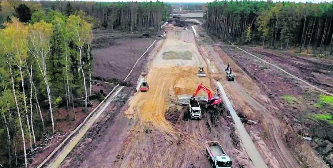 W tym roku kontynuowana będzie budowa obwodnicy Niemodlina w ciągu drogi krajowej nr  46 na odcinku Opole - Nysa