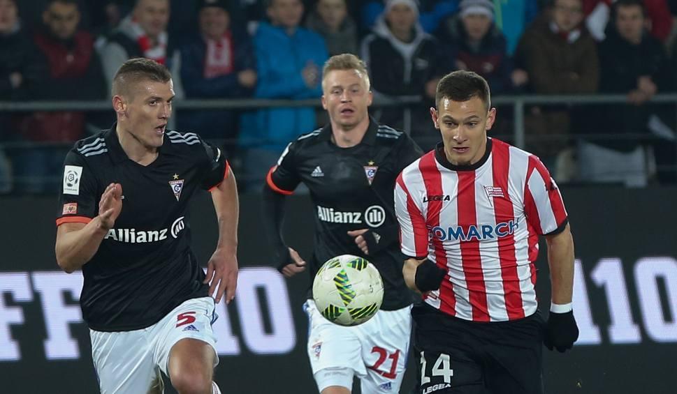Film do artykułu: Cracovia - Górnik Zabrze TRANSMISJA NA ŻYWO WYNIK Najmłodsze drużyny Ekstraklasy