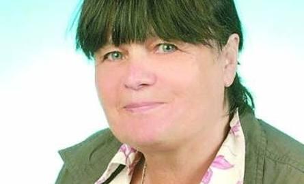 """Gizela Chmielewska, dziennikarka, autorka książki """"Cierń Kresowy"""""""