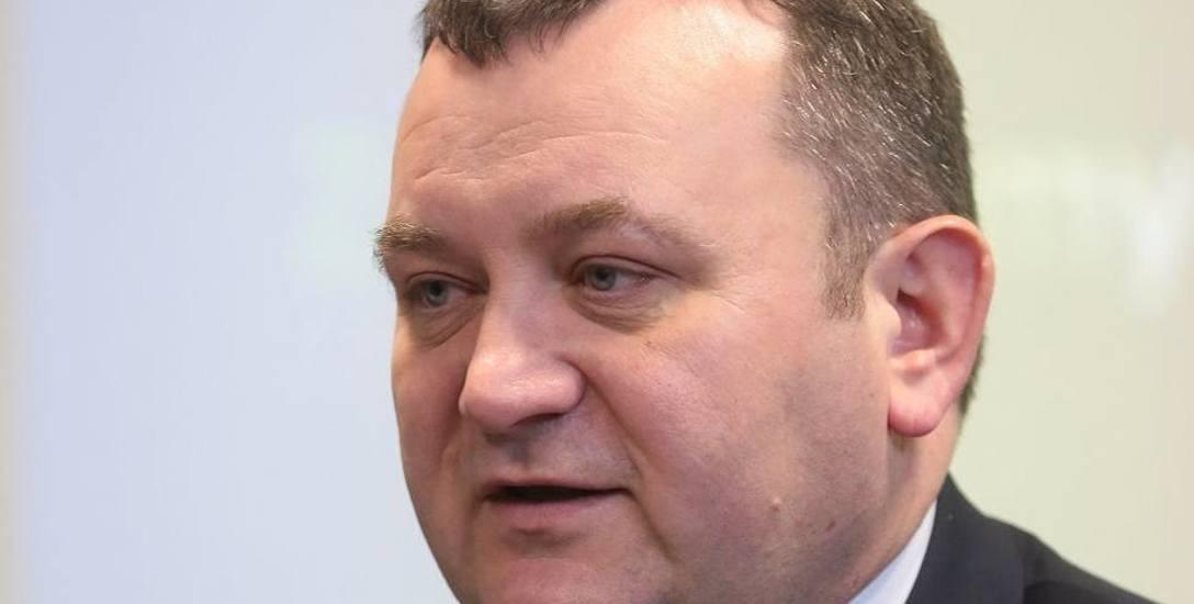 Stanisław Gawłowski, poseł PO i szef zachodniopomorskich struktur partii