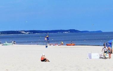Świnoujście. 6-latka zgubiła się na plaży. Przeszła sama 8 km. Znalazły ją niemieckie służby