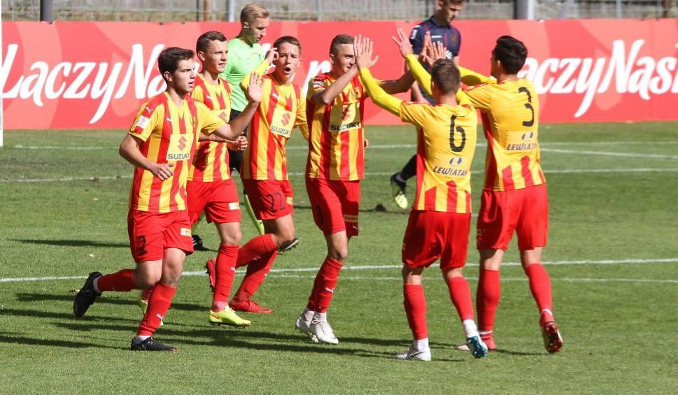 Film do artykułu: Drużyny Korony Kielce brylują w piłkarskich centralnych ligach juniorów. Walczą też zespoły ze Starachowic