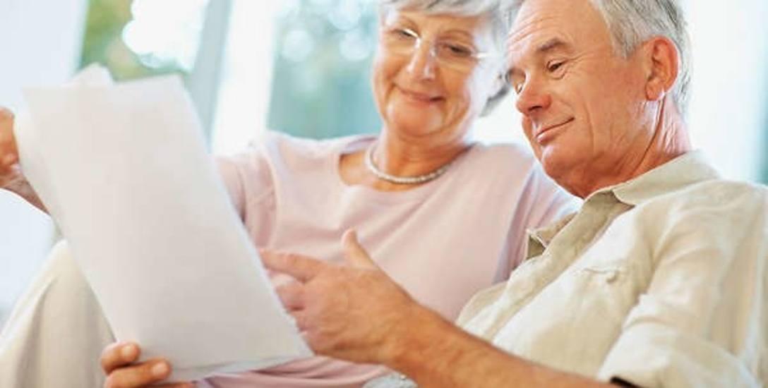Emerytów zadowolonych ze swojej emerytury jest zdecydowanie mniej