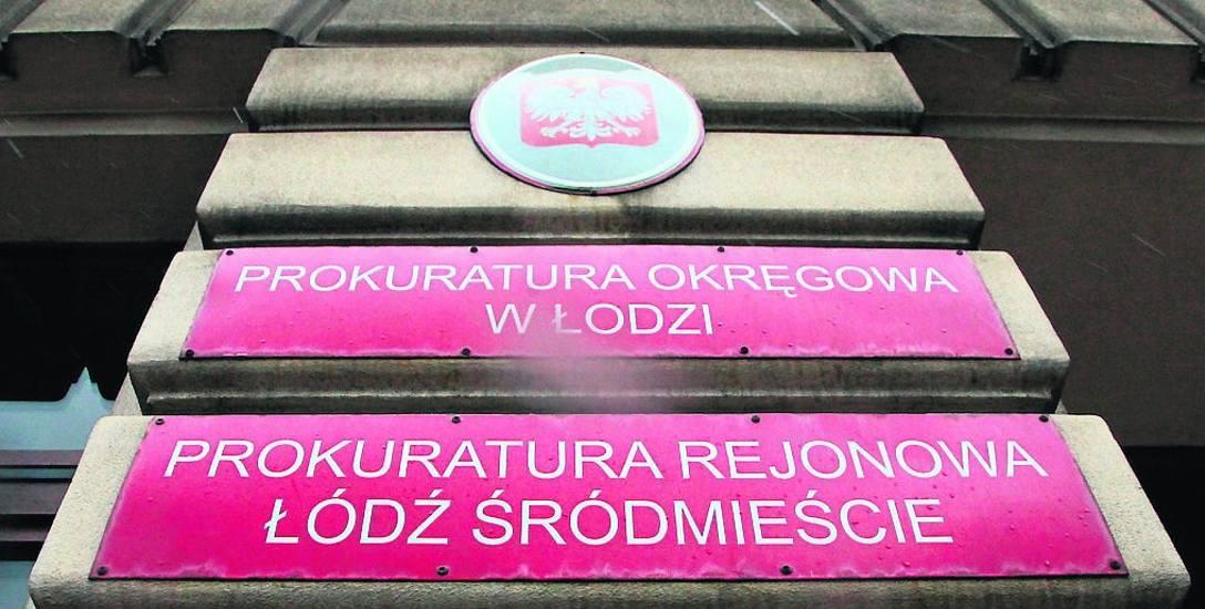 W proteście wezmą także udział pracownicy prokuratur okręgu łódzkiego