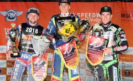 Przemysław Pawlicki, Artiom Łaguta i Patryk Dudek - to czołowa trójka w Grand Prix Challenge w Togliatti. Za rok może mieć aż pięciu Polaków w elitarnym