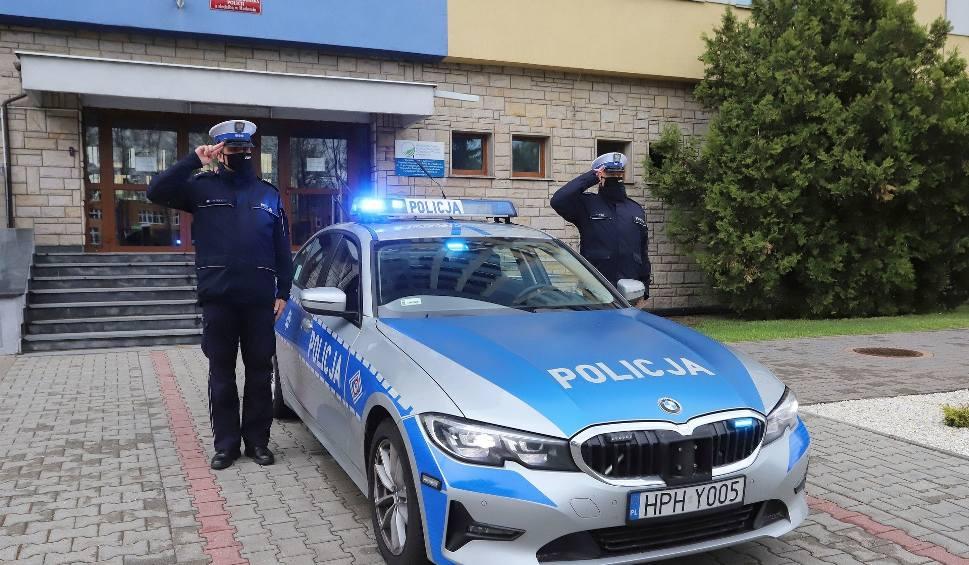Film do artykułu: Mazowiecka policja oddała hołd zamordowanemu policjantowi. Zawyły policyjne syreny