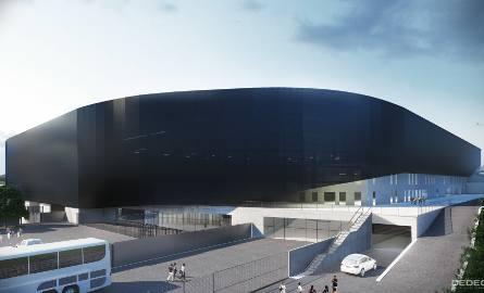 Nowe wizualizacje stadionu w Szczecinie