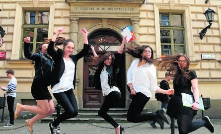 V Liceum Ogólnokształcące pokonało 139 innych szkół z Małopolski.