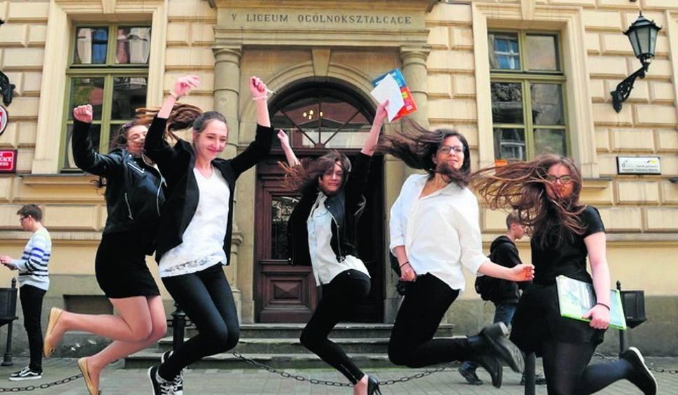 Film do artykułu: Licealiści z krakowskich szkół mają najlepsze wyniki z Małopolski