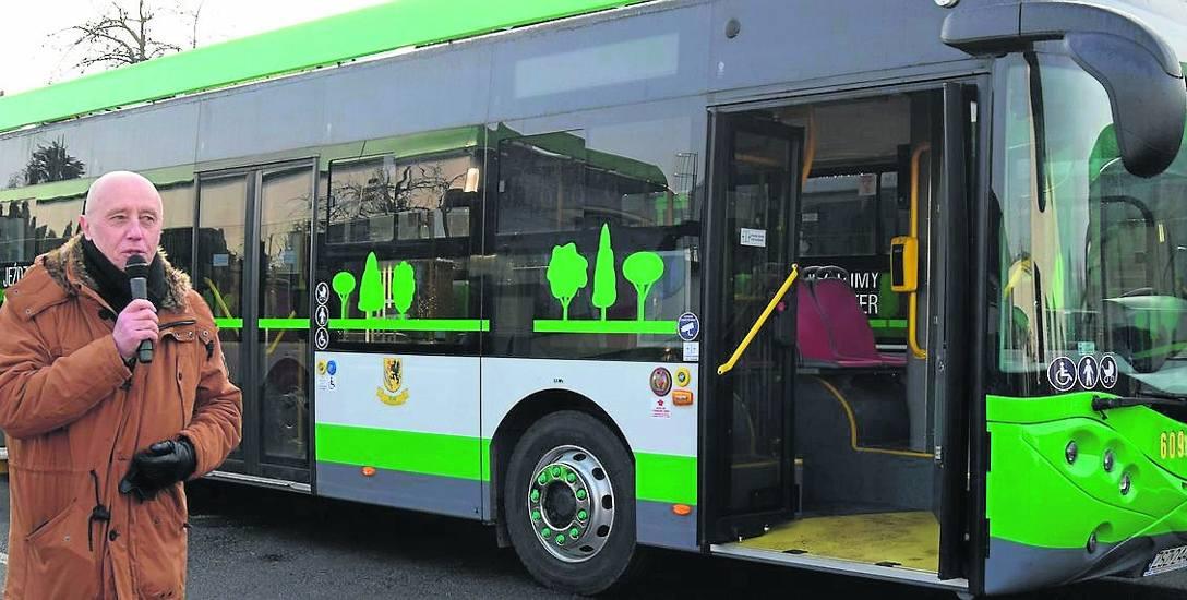 Pierwsze autobusy na prąd od środy na szczecineckich drogach