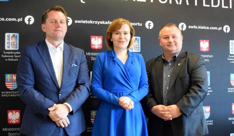 Film do artykułu: Po raz pierwszy w Kielcach odbędzie się Świętokrzyska Olimpiada Dzieci i Młodzieży. Finał zaplanowano na 17 września [WIDEO, ZDJĘCIA]