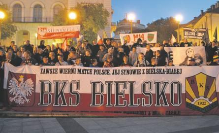 Sąd dla organizatorów marszu antyimigracyjnego w Bielsku-Białej