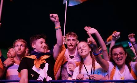 ŚDM 2016. Pielgrzymi bawili się na Festiwalu Halleluya [ZDJĘCIA]