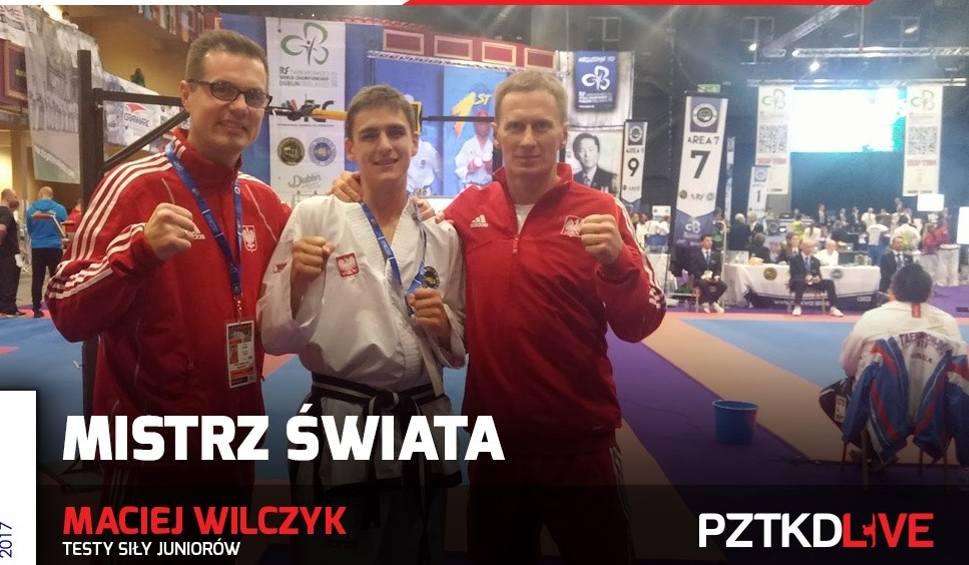 Film do artykułu: Krakowianin Maciej Wilczyk mistrzem świata juniorów w taekwondo