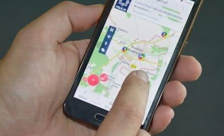 Ta aplikacja to postrach łamiących przepisy drogowe