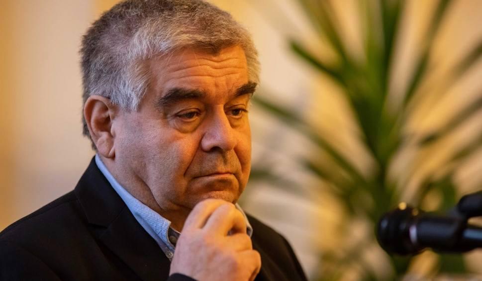 Film do artykułu: Antoni Libera na UWB. Pisarz, tłumacz, reżyser opowiadał o Gombrowiczu (zdjęcia, wideo)