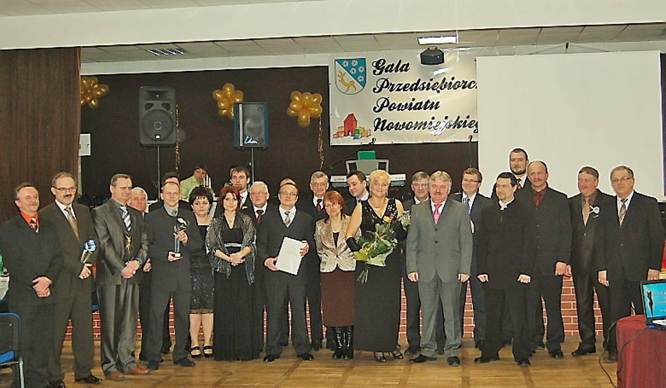 Nowe Miasto Lubawskie Kandydują Do Finału Gala Przedsiębiorczości