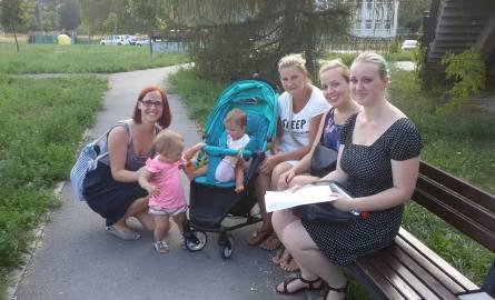 Mamy z Jaworzna zbierają podpisy pod petycją do magistratu o uruchomienie miejskiego żłobka