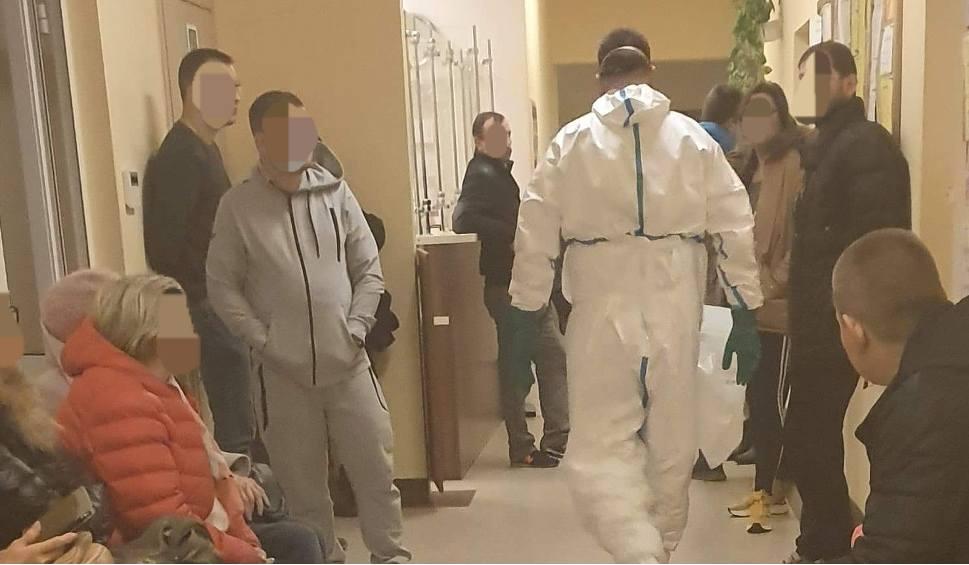 Film do artykułu: Dziewczynka z podejrzeniem koronawirusa trafiła do szpitala w Gdańsku