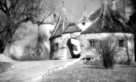 """""""Zaczarowany zamek"""", 1937 rok"""