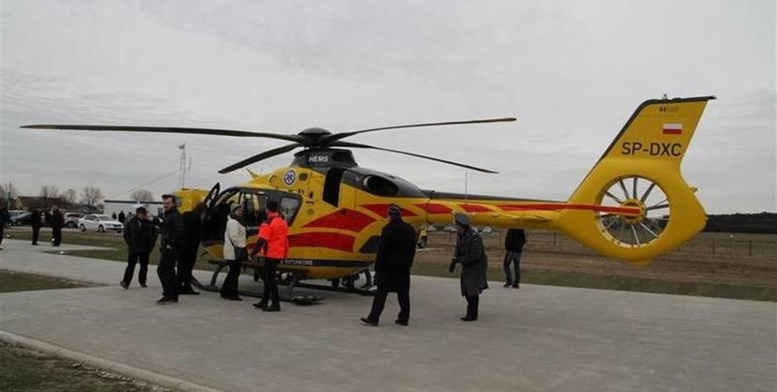 Tymczasową bazę LPR-u na Opolszczyźnie otworzono z końcem listopada 2016 roku.