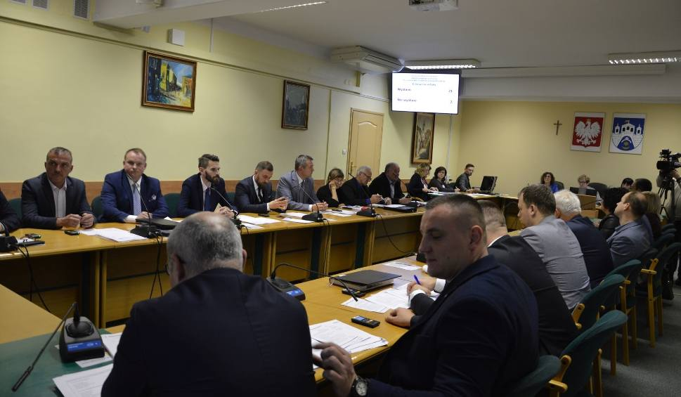 Film do artykułu: Sesja Rady Miasta Ostrowca Świętokrzyskiego. Radni uchwalą podatki [OGLĄDAJ TRANSMISJĘ]