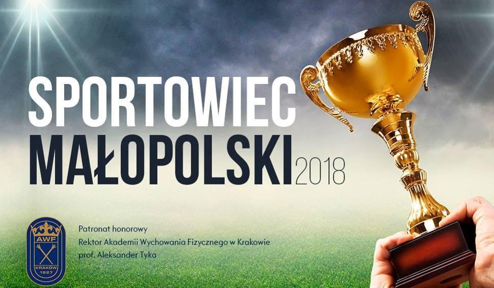 Film do artykułu: SPORTOWIEC MAŁOPOLSKI 2018 | Wybraliście najlepszych i najpopularniejszych sportowców, juniorów, trenerów i drużyny [FINAŁ WOJEWÓDZKI]