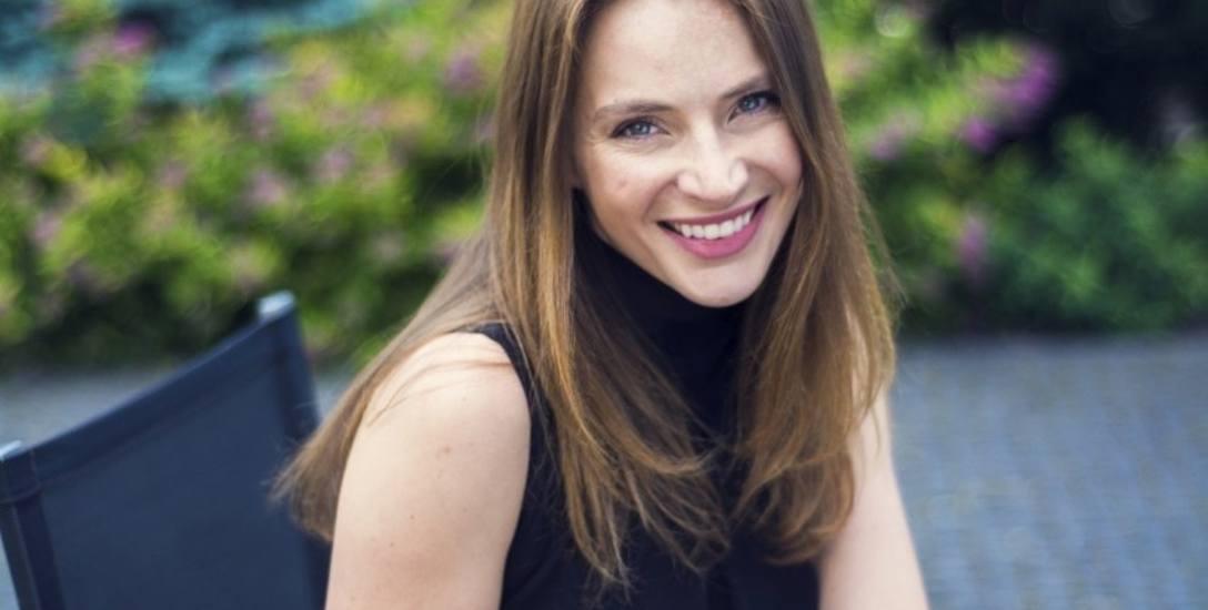 Anna Dereszowska jest silną kobietą nie tylko na ekranie, ale i w życiu