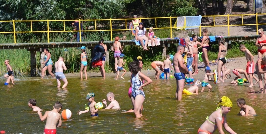 Najpopularniejsze kąpieliska, z których korzystają włocławianie, to oczywiście j. Czarne i Wikaryjskie, choć w okolicy miasta nie brakuje innych jezior.