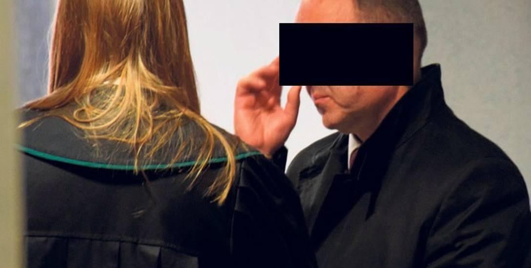 Wojciech P. pojawił się w sądzie z dwójką obrońców. W apelacji będą domagać się jego uniewinnienia