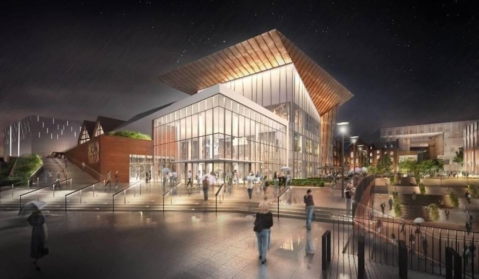 Kiedy Otwarcie Forum Gdansk Centrum Handlowo Publiczne Forum Gdansk Zostanie Otwarte  Forum Gdansk Otwarcie