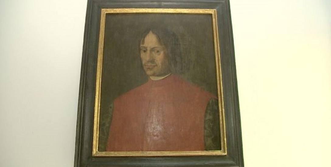 Mikołaj Kopernik z obrazu w muzeum w Gołuchowie to... włoski arystokrata
