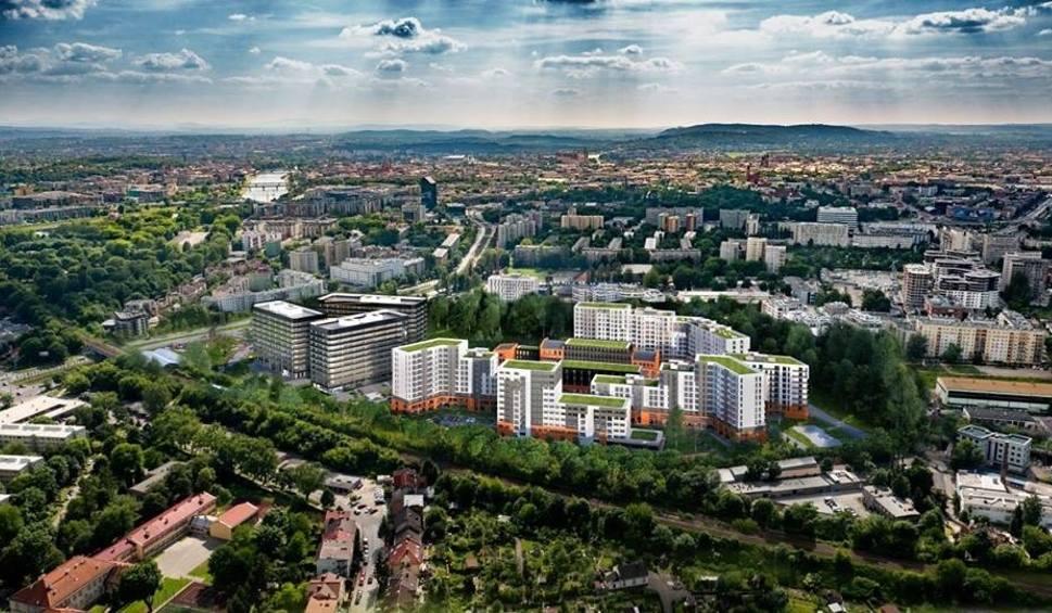 Film do artykułu: Nowe oblicze Grzegórzek. Blisko centrum, głównych tras komunikacyjnych i terenów rekreacyjnych