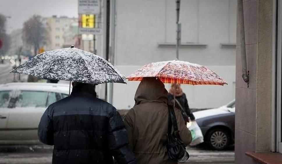 Film do artykułu: Prognoza pogody. Na zmianę deszcz i śnieg (wideo)