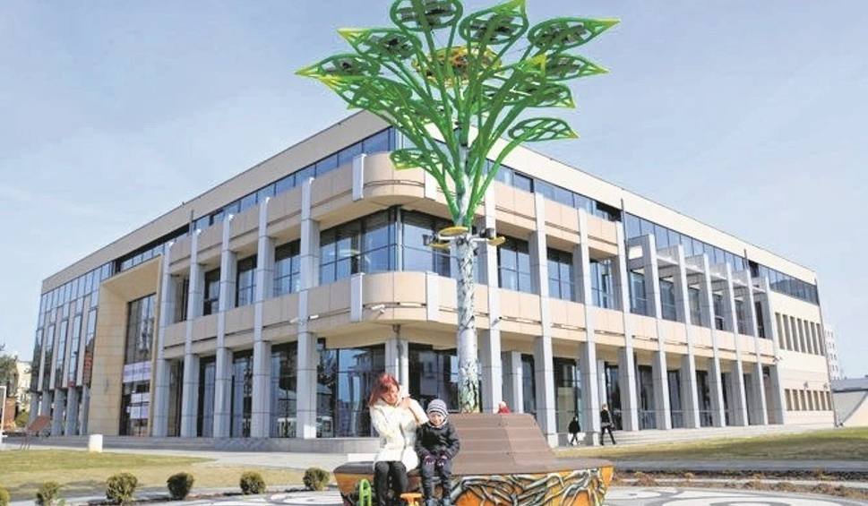 Film do artykułu: Stalowowolskie drzewko solarne w nowych barwach