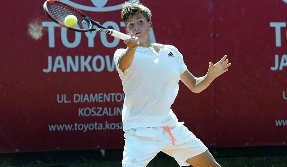 Film do artykułu: Toyota Koszalin Open: trzech Polaków w ćwierćfinałach [ZDJĘCIA]