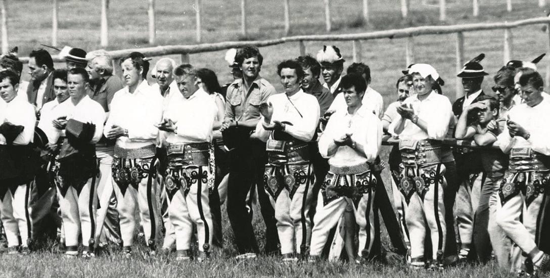 40. Rocznica Pielgrzymki Jana Pawła II do Ojczyzny. Ojciec Święty u Gaździny Podhala