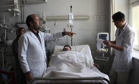 Afganistan: Zamach Talibów. Zabili 140 żołnierzy armii rządowej