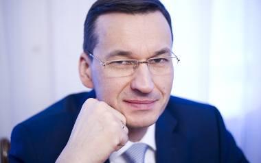 Morawiecki: Jeśli będzie dobra cena za Pekao, to jestem za jego odkupieniem. Repolonizacja banków to cel naszej ekipy